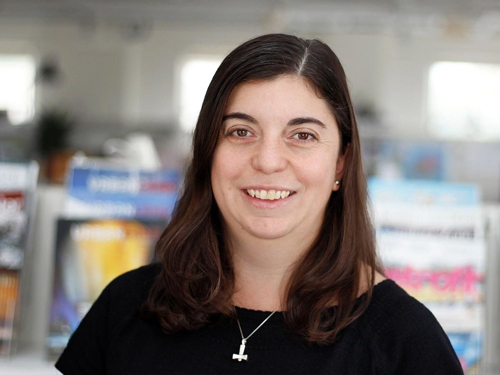<strong>Andrea Huldtgren</strong></br><em>Project Manager</em> team architecture