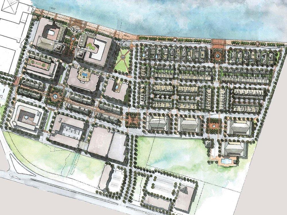 Savannah River Landing</br><em>Savannah, Georgia</em>|planning