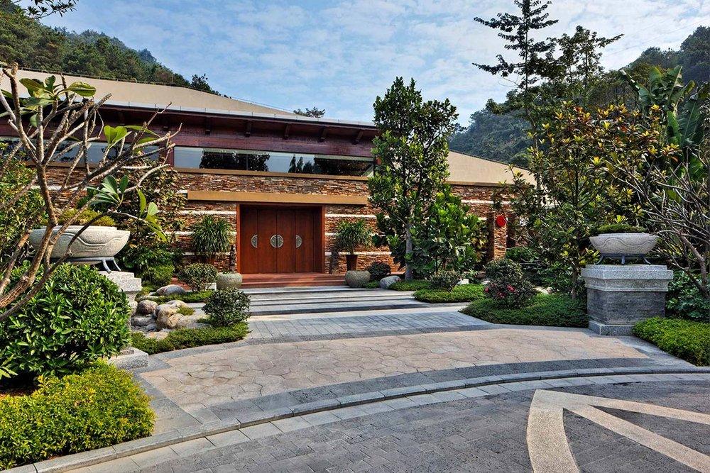 Huizhou Tangquan Resort</br><em>Huizhou, China</em>|planning hospitality recreation landscapearchitecture architecture