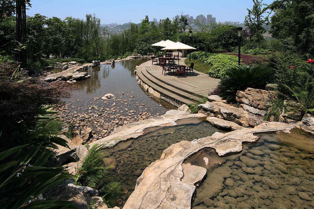 Jade Valley </br><em>Chongqing, China</em>|landscapearchitecture planning
