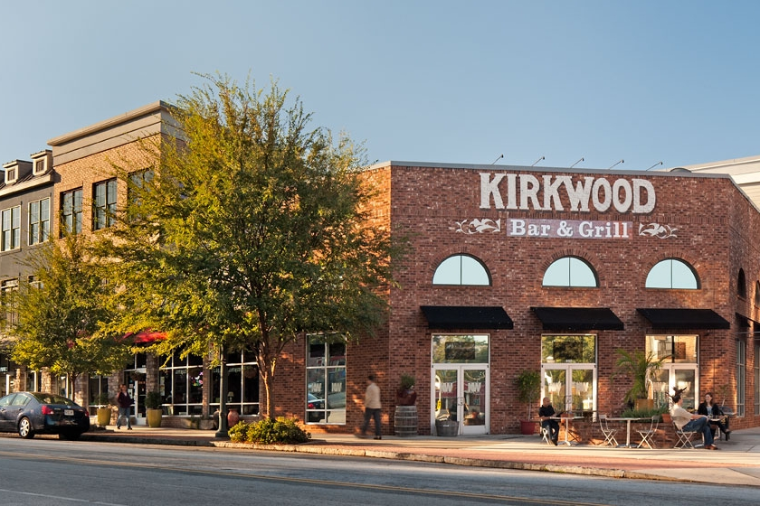 Kirkwood Station</br><em>Atlanta, Georgia</em>|marketratehousing mixeduse