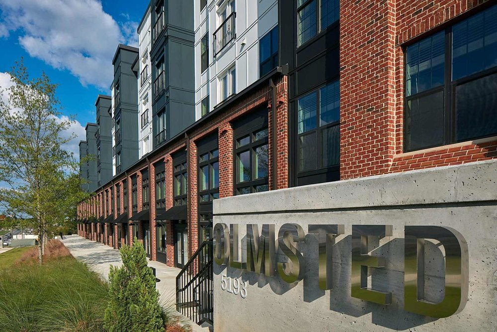 Olmsted </br><em>Chamblee, Georgia</em>|marketratehousing mixeduse featured architecture