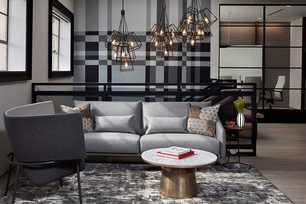 Proof of the Pudding</br><em>Atlanta, Georgia</em>|featured corporate hospitality interiors