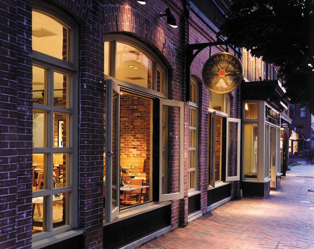 San Marzano Restaurant</br><em>Georgetown, Washington D.C.</em>|mixeduse