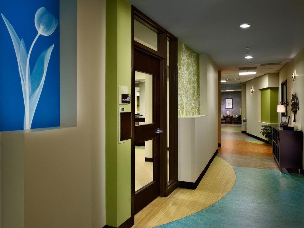 The Children's Campus at Georgia Tech</br><em>Atlanta, Georgia</em>|prek12 interiors