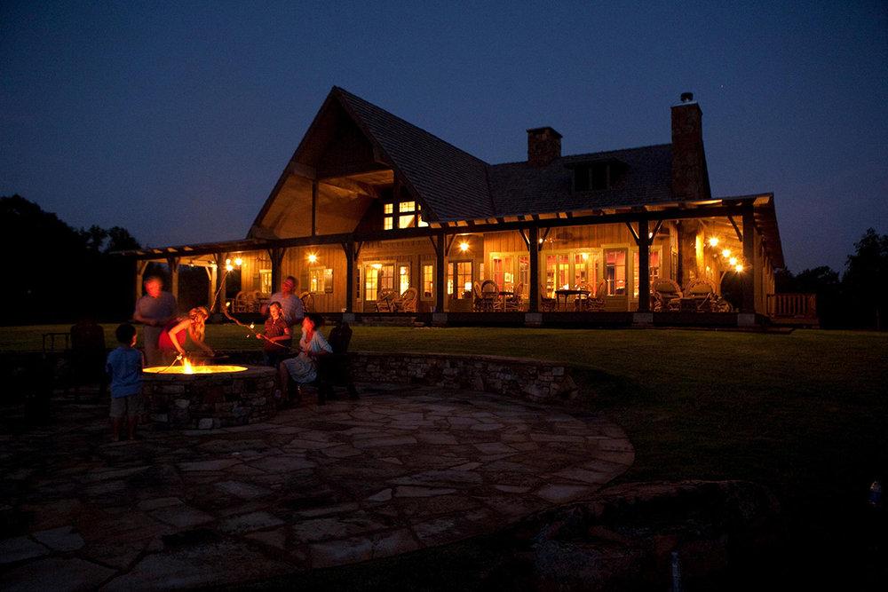 The Lodge at Blalock Lakes<br><em>Newnan, Georgia</em>|recreation hospitality