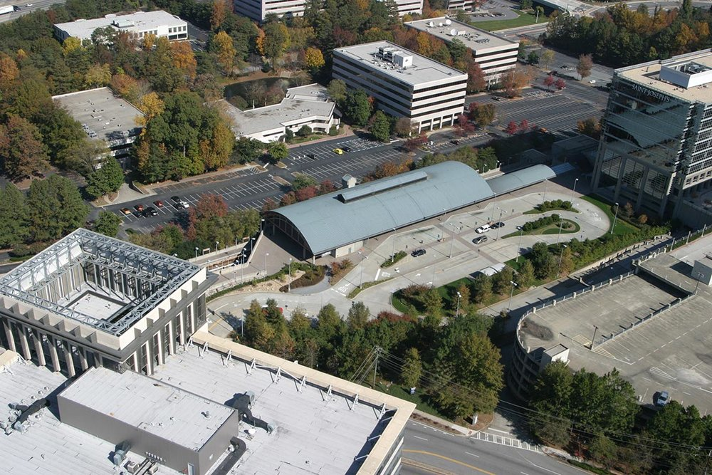 MARTA Medical Center Station_Aerial.JPG