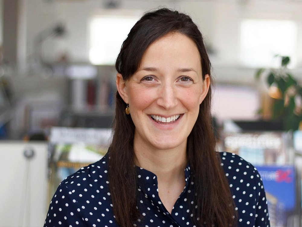 Laura Wolf</br><em>Architect</em> team architecture
