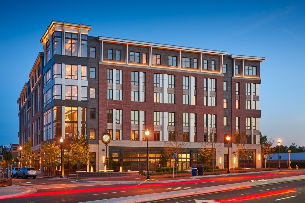 Brandywine Living at Alexandria</br><em>Alexandria, Virginia</em>|seniorhousing architecture