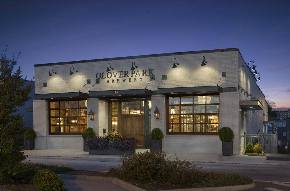 Glover Park Brewery</br><em>Marietta, Georgia</em>|hospitality mixeduse
