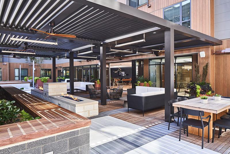 TRELLIS HOUSE</br><em>Washington D.C.</em>|landscapearchitecture