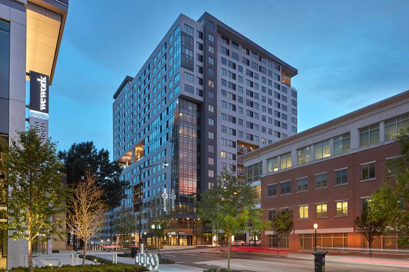 The Standard at Atlanta </br><em>Atlanta, Georgia</em>|mixeduse offcampusstudenthousing