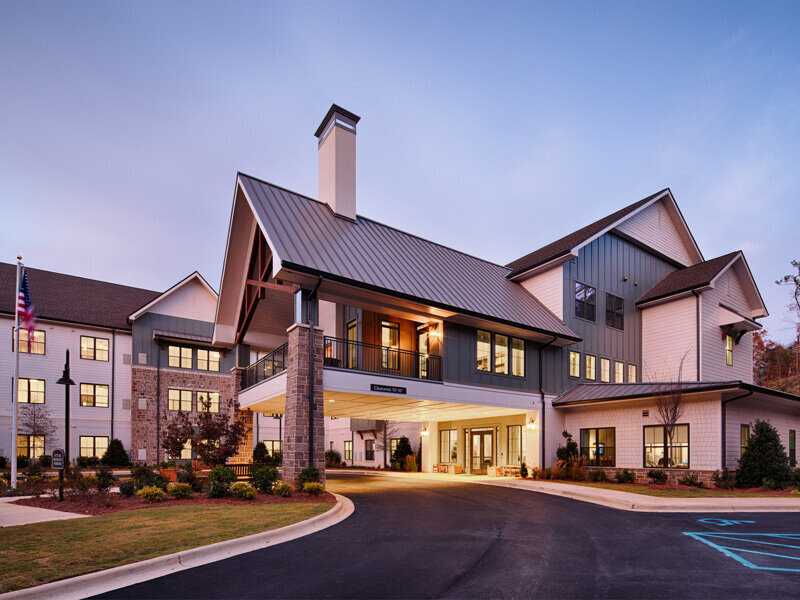 Longleaf at Liberty Park</br><em>Vestavia Hills, Alabama</em>|seniorhousing