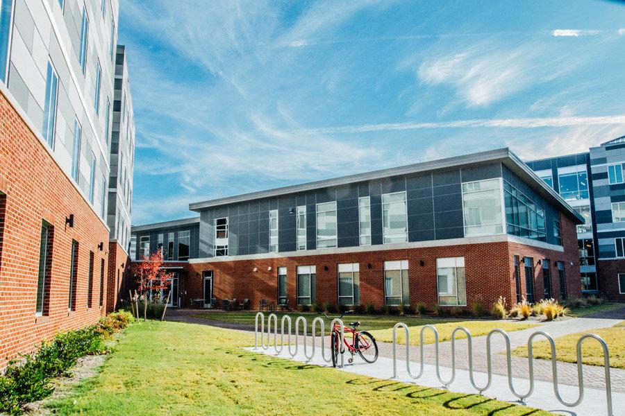 Norfolk State University</br><em>Norfolk, Virginia</em>|residencehalls