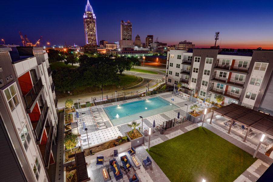 Meridian at the Port</br><em>Mobile, Alabama</em>|marketratehousing