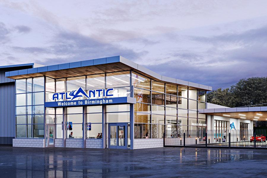 Atlantic Aviation BHM</br><em>Birmingham, Alabama</em>|transportation