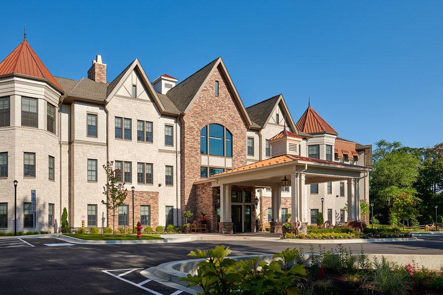 Brandywine Living at Potomac</br><em>Potomac, Maryland</em>| seniorhousing