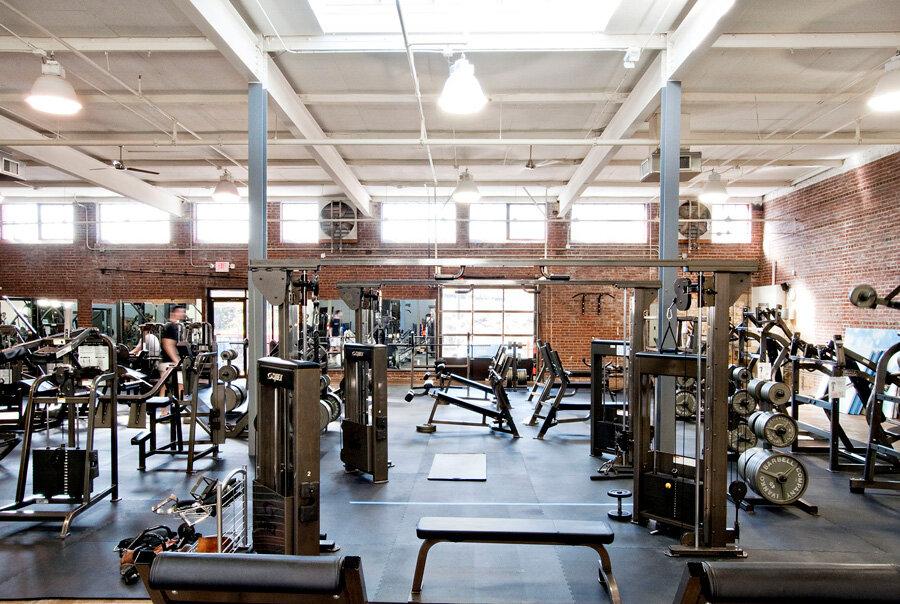 Urban Body Fitness</br><em>Atlanta, Georgia</em>|interiors mixeduse