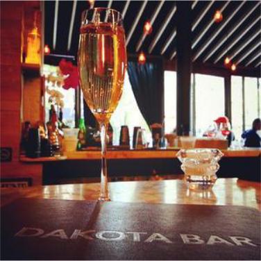 Jennifer Klein The Dakota Bar Champagne Glass.jpg