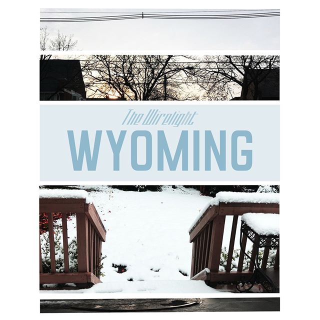 "New song ""Wyoming"" hot 'n fresh out the kitchen! Link in profile to a new blog post with the song itself, a demo, and a show announcement (spoiler: 11/3 at The Earl). Or go the DIY route and track it down on Spotify, Apple Music, etc. yourself.⠀ ⠀ This concludes my dangerous 2018 song release experiment, but there's so much more on the way, and I won't leave you in the dark.⠀ ⠀ #thewirelight #newmusic"