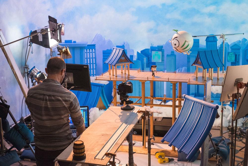 The Studio -