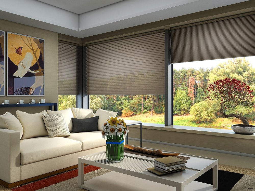 """""""The benefits of automated blinds - are seen at a variety of levels. While they can be luxurious home enhancements for some, others with physical and mobility issues can create an independent lifestyle with the push of a button."""