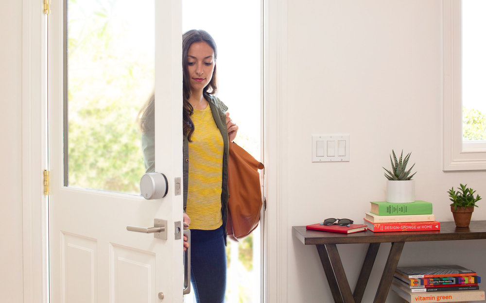 Give Access, Not Keys - Give keyless entry to family, friends, housekeepers and others without worrying about lost or copied keys.