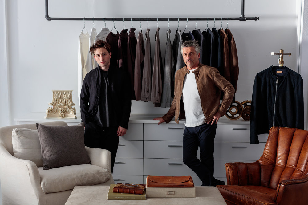 GIANNETTI - Steve Giannetti, with his wife Brooke are the owners of Giannetti Home, a high end design firm located in Santa Barbara, CA. With the help of their son Charlie they have opened Giannetti Factory as a space to manufacturer their own brand, Giannetti, as well as help cultivate young designer's brands.