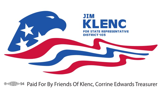 Jim Klenc for State Representative District 103