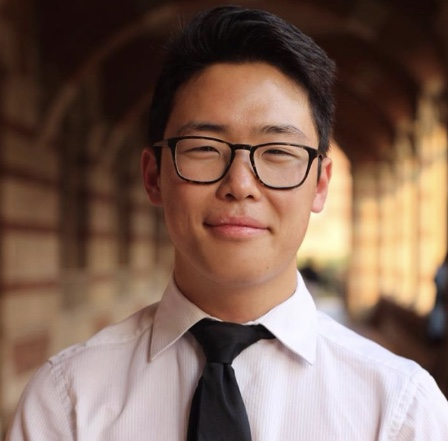 Wei-Hao Qu, Bruin Shelter Co-President
