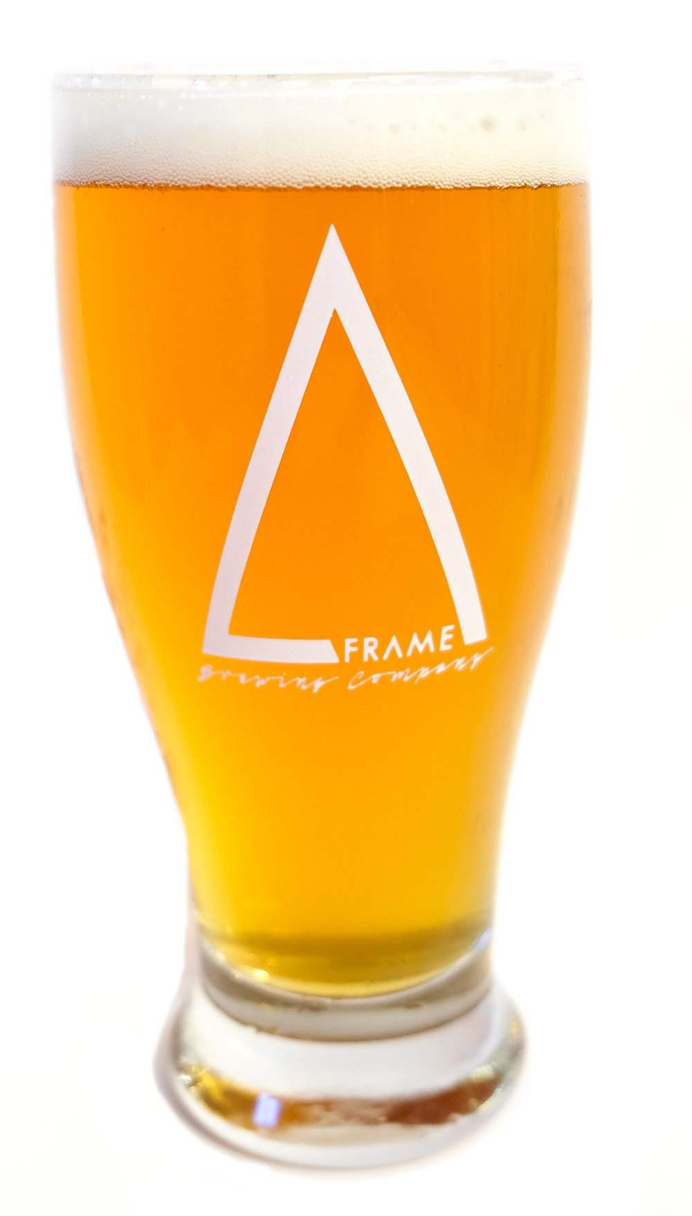 The Beer — A-FRAME Brewing Co.