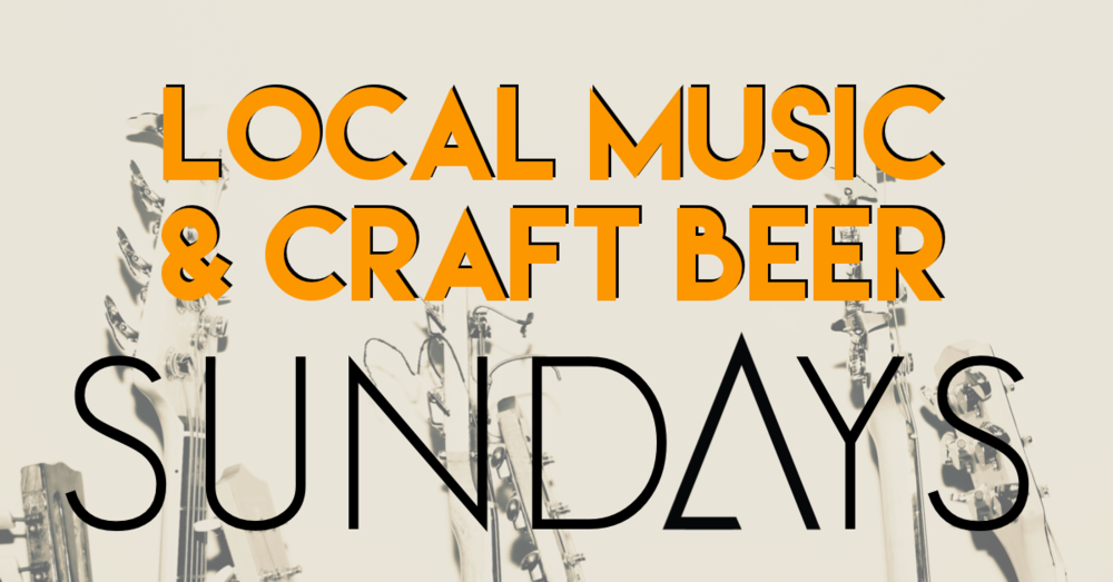 Join us on Sunday as we feature a local musician for some live music, cabin vibes & delicious craft beers. Perfect for an enjoyable wrap to your weekend and timed for après everything !   First up, we welcome  Mr Twitch  playing Hip Hop, Funk, Soul & Acoustic Covers on  March 4th, from 3 - 7 PM.
