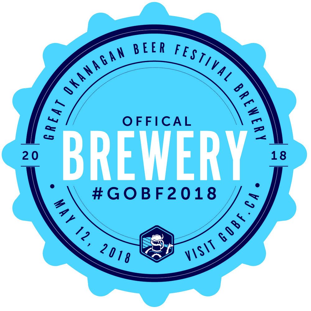 We will be pouring our Okanagan Lake Cream Ale & one more beer (TBD) at the  Great Okanagan Beer Festival  in Kelowna on May 12th.  Click on link above for tickets and enter code: AFRAME10 for $10 off your ticket!  See you there!