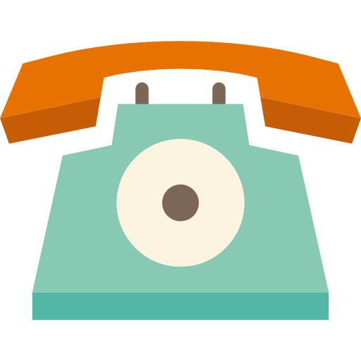An animated telephone, showing what our account managers will use to determine the best outcome for your campaign.