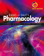 PharmacologyRang and Dale  - This text is definitely the most popular choice; however,I have also heard good things about Basic and Clinical Pharmacology by Katzung which is available electronically through the library.I think either would be suitable for the subjects taught in the course so it's ultimately a personal choice.