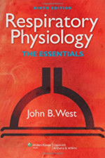 "Respiratory Physiology: the Essentials West - Lots of people really didn't like this book because they found the explanations confusing and hard to follow. Most students seemed to use the Respiratory system ""crash course"" or ""at a glance"" series and photocopied the necessary details from West."