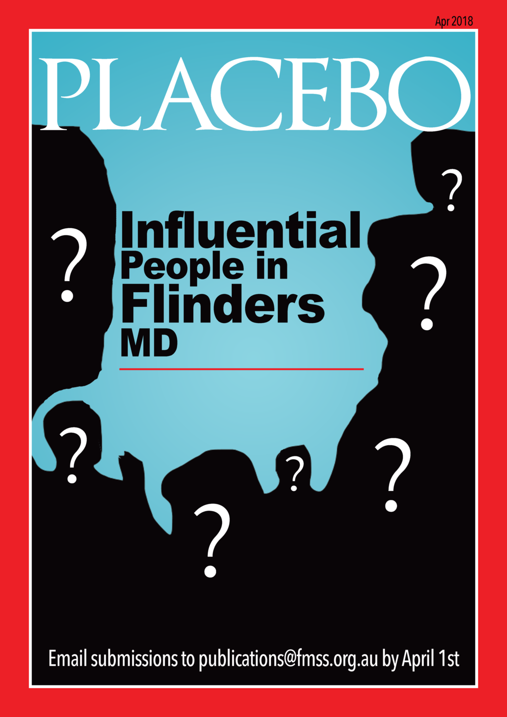 The first issue for 2018 focuses on the things and people that influence our journey in Medicine. Maybe you have even been doing some incredibly influential things within and outside Medicine. If so we want to hear from you by April 1st.