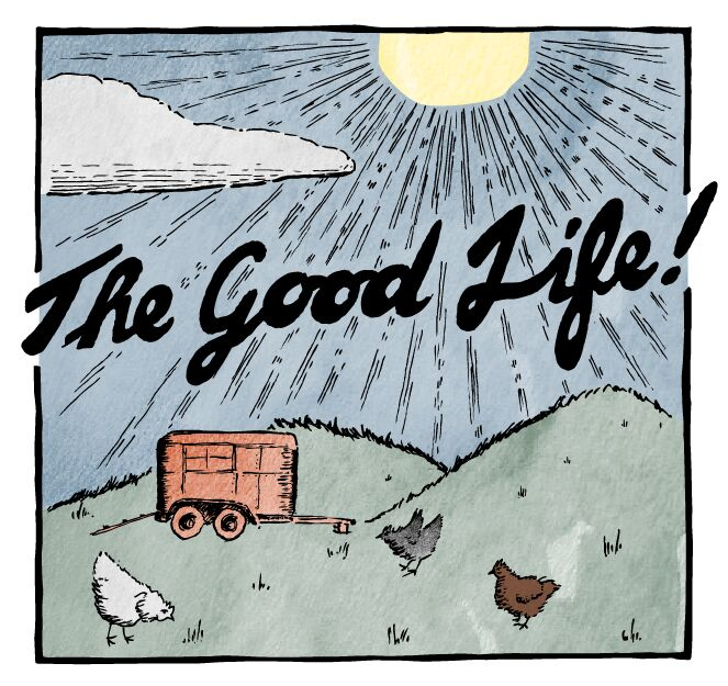 The Good Life Colour Logo - JPG