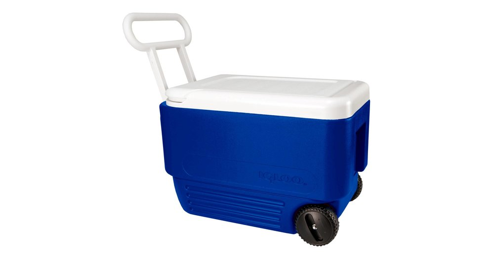 Cooler - Add a cooler with $5 a day