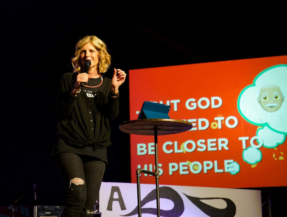 BECKY OLMSTEAD - Vineyard USA Kids National Leader
