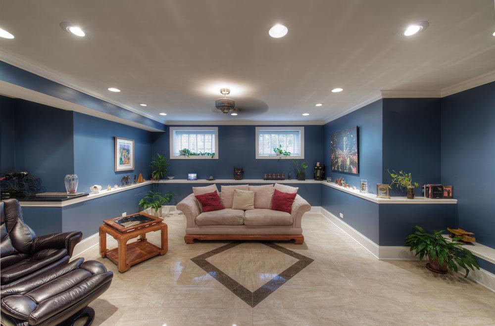 Basement Remodeling -