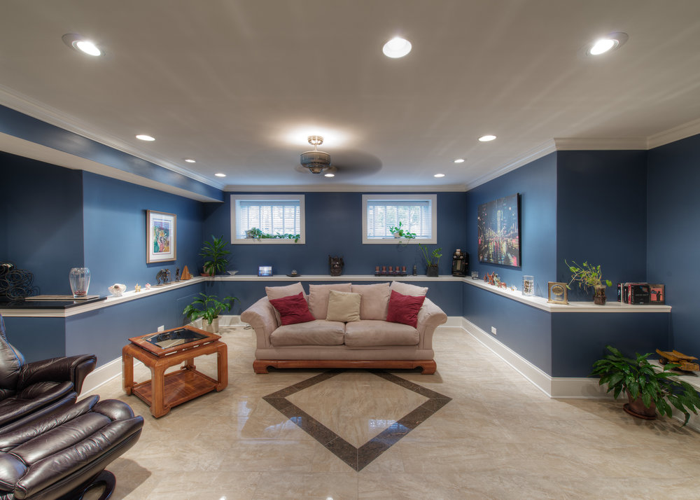 Living Room Inspiring Remodeling