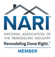 NARI Member & Certified Remodeler - 1 of 4 in all of Chicago
