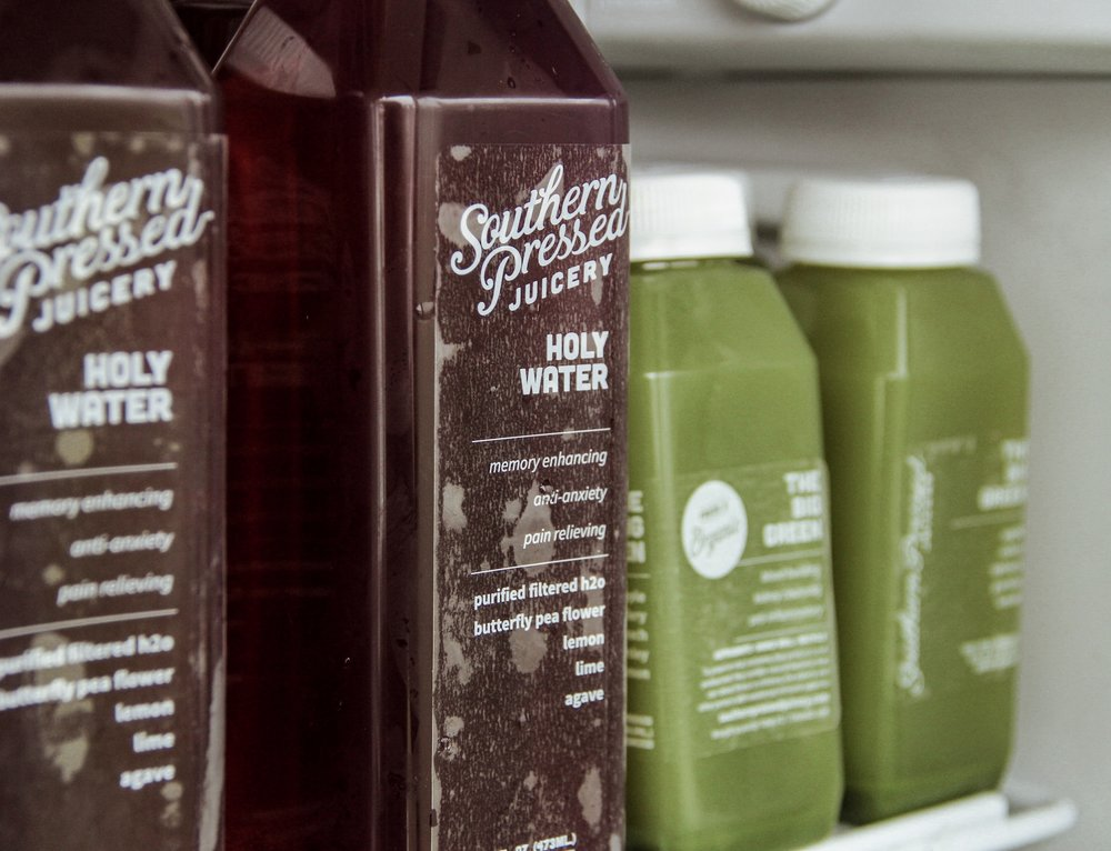 Juice Bar by Southern Pressed