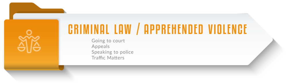 Criminal Law/Apprehended Violence