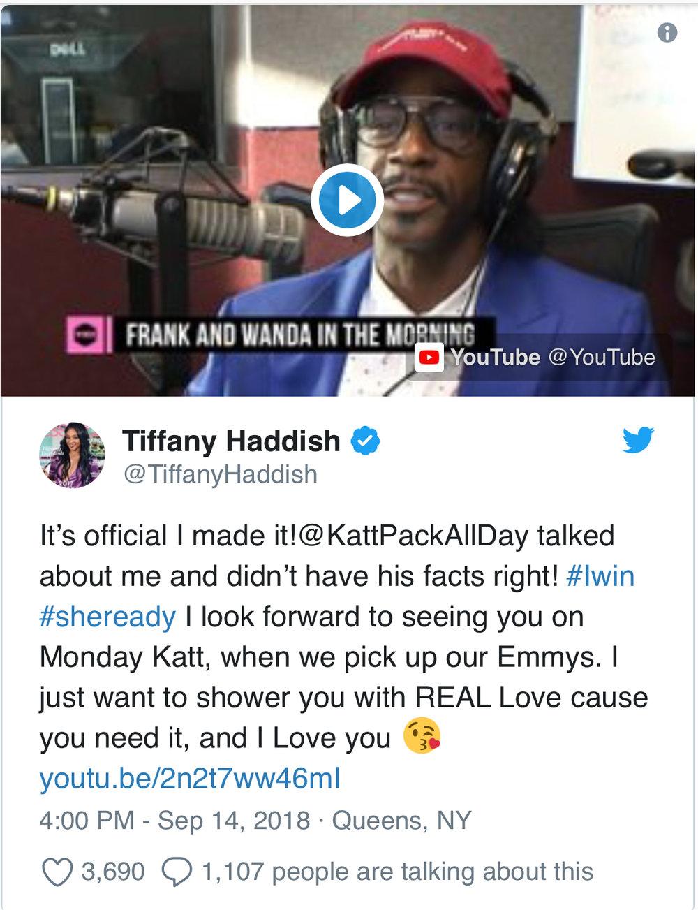 Tiffany Haddish