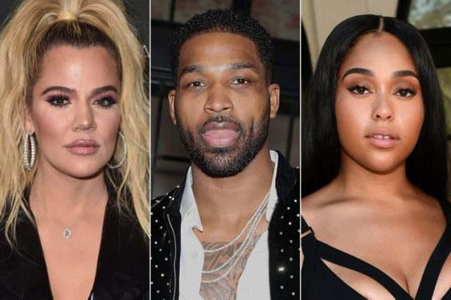 """Getty  First Name  Tom , Last Name  Foolery … And I'm  Everybody's Uncle!   Even these knuckleheads...  Tristan Thompson & Jordyn Woods.   TT & JW planned on sticking to the same story & denying their  alleged hookup  to the Kardashian-Jenner family, a source tells PEOPLE.  """"It seemed she had an  agreement  with Tristan that they would  deny hooking up  if they got caught,"""" the source says, adding that the basketball player, 27, had assured the 21-year-old model that """" no one would find out .""""  """"Jordyn was  shocked  when the family did find out &  confronted  her,"""" continues the source, who says Woods initially  denied  their alleged  tryst .   """"Jordyn acted very  distraught . But the family feels that she is mostly upset that she got caught.""""  Reps for Woods, Thompson & the Cleveland Cavaliers, the NBA team for which Thompson plays, did not  immediately  return PEOPLE's requests for comment.  As for Thompson, the source says """"Tristan didn't seem like he  cared too much """" about the cheating scandal.  """"He seemed to  mind the drama , but didn't act like he  regretted  hooking up with Jordyn. He actually denied, too, & has had no explanation since as to why it happened,"""" the source adds.  Click  here  to read full story then...  Climb on  The Family Tree  below & share your thoughts about  My Nephew & Niece Tristan Thompson & Jordyn Woods'  denying situation!  By: Maria Pasquini"""