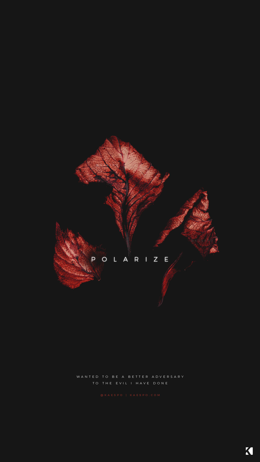 Blurryface Lyrics | Photography + Wallpaper Design by KAESPO Creative