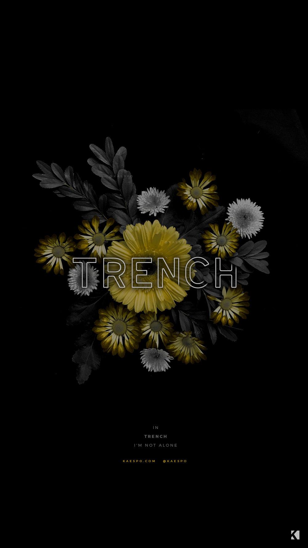 Trench Album Lyrics and Artwork | KAESPO Design & Creative Lifestyle Blog