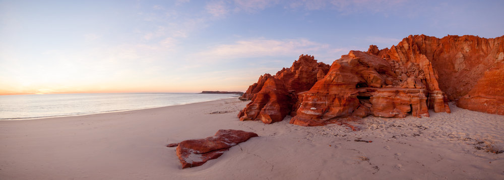CAPE LEVEQUE BEACH
